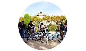Bike tours para grupos