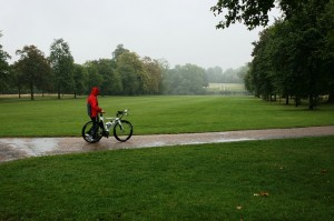 bicycle rain
