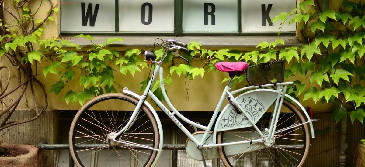 Javier-Calvo bicicleta trabajo