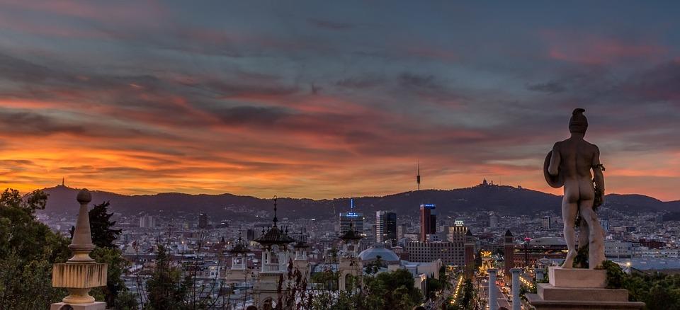 Barcelona by Joaquin Aranoa