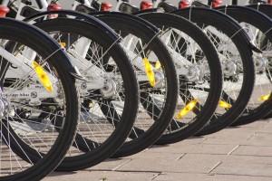 bike, city